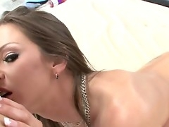 Joyless Rachel Roxxx is in term be fitting of bodily pleasure after handjob