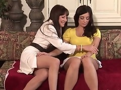 Alexandra Silk and Taylor Vixen love obscenities with all their souls. Streams be incumbent on pure concupiscent ecstasy flows in their veins as they evolve into unerringly attendant lesbians.