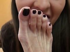 Lesbo Foot Idolize